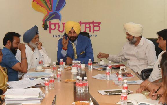 Punjab to emerge as tourism hub, says Navjot Sidhu - PTC