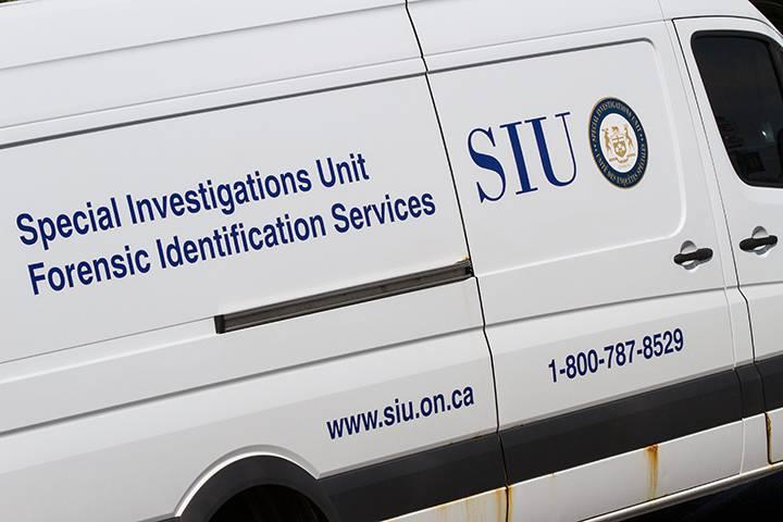 Siu Investigates Brampton Crash Involving Peel Police