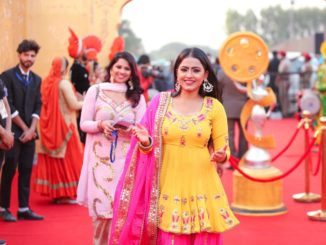 Red Carpet PTC Punjabi Film Award 2018