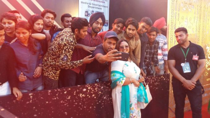 Red Carpet PTC Punjabi Film Award 2018