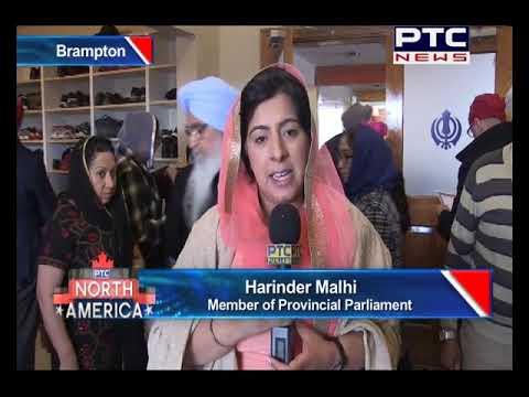 MPP-Harinder-Malhi-Organized-Kirtan-Samagam-in-Brampton