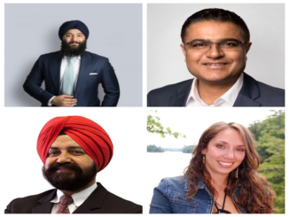 Candidates for Brampton South Provincial Elections