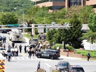 Five killed in 'targeted' shooting attack on US newspaper in Maryland