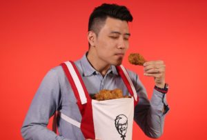 Marking Father's Day:KFC Canada launches world-first Bucket Björn