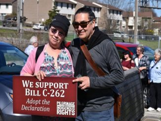 Bill C-262 - Indigenous rights bill passes in the House of Commons
