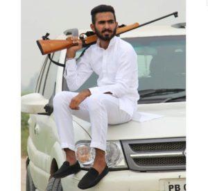 Rankirat Singh fled to India