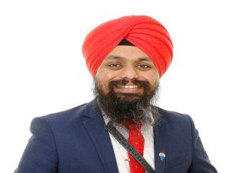 Sandeep Singh kicks off campaign for Area Councillor, Ward 2 Caledon