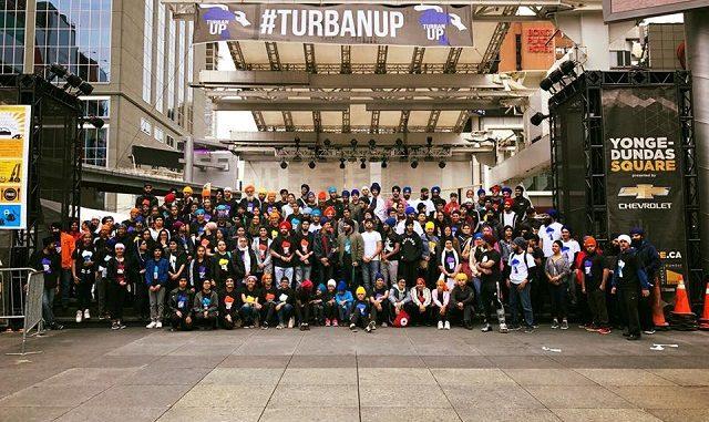 Toronto's Turban Up! Sikh festival successfully held