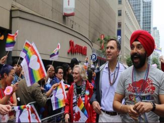 #PrideToronto: Check out the Snapshots of Toronto's 38th Pride parade