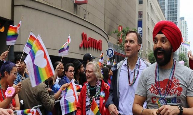 #PrideToronto: Check out the Snapshots of Toronto's 38th Pride parade