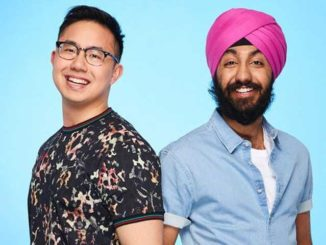 "Sidhu Joseph pair to compete ""The Amazing Race Canada"""