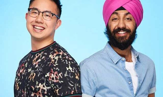 """Sidhu Joseph pair to compete """"The Amazing Race Canada"""""""