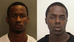 Two suspects sought in Scarborough playground shooting