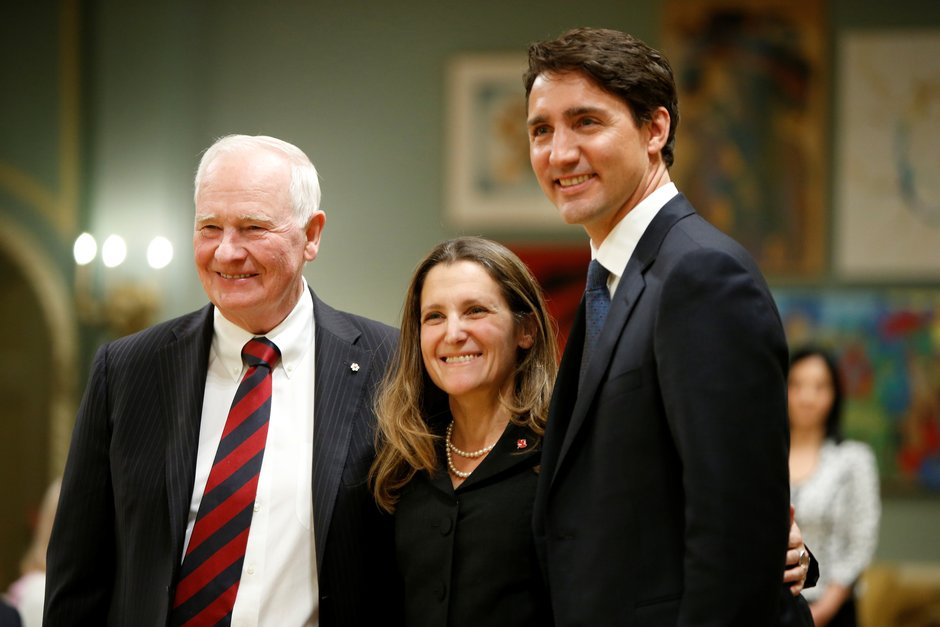 Canada must 'keep calm and carry on' in trade spat with US: Freeland