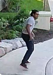 Photos of Brampton sex assault suspect released
