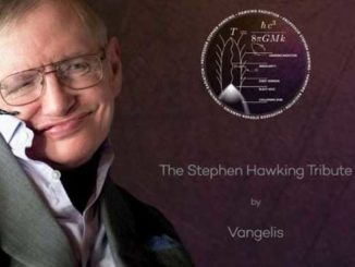 Special music to be beamed into space at Hawking's memorial service