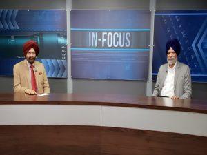 InFocus Surjit Rakhra