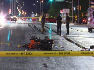 Taxi Driver and motorcyclist killed in deadly Brampton Crash