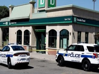 TD Bank robbed in Brampton plaza in broad daylight