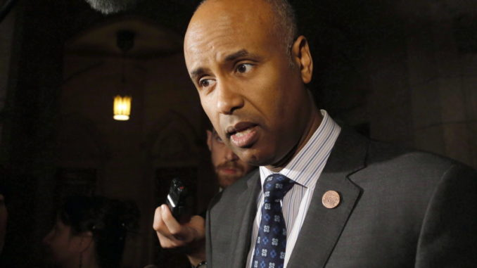 Ahmed Hussen criticizes Ontario Tory government's language on asylum seekers