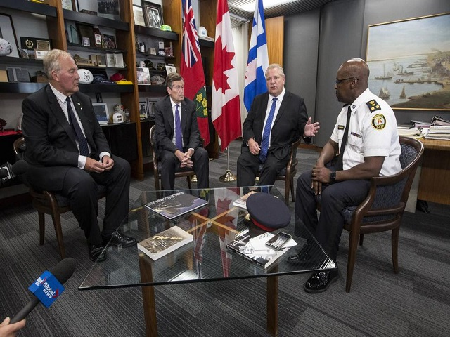 City's gun Problem: Illegal sale of guns by legal Canadian gun owners on the rise