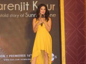 Sikh Leaders Want removal of the suffix Kaur from Sunny Leone's biopic