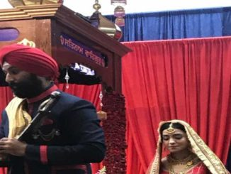 Brampton MP Raj Grewal ties the knot