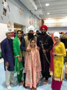 Brampton MP Raj Grewal ties the knot