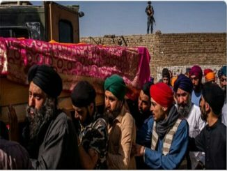 Afghan Sikh Community thinking to relocate to India