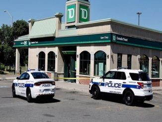 TD: Bank robbed in Brampton plaza in broad daylight