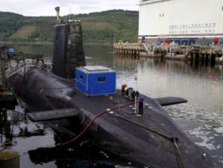 Baptism at sea for first women to join France's nuclear subs
