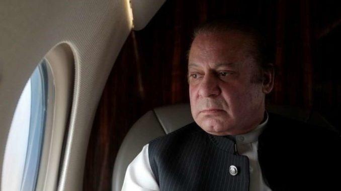 Nawaz Sharif shifted back to Adiala jail from hospital