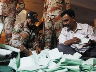 Pakistan all set for historic election amid charges of Army meddling