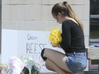 Students, teachers gather to mourn teen killed in Greektown shooting