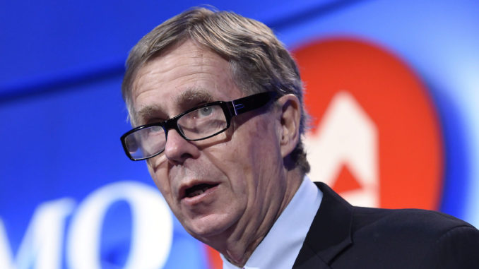 Metrolinx chairman Robert Prichard resigns