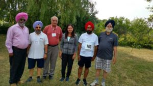 Run for Diabetes organized by Youth4Community in Brampton