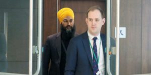 Jagmeet Singh is refusing a salary until party finances 'significantly' improve