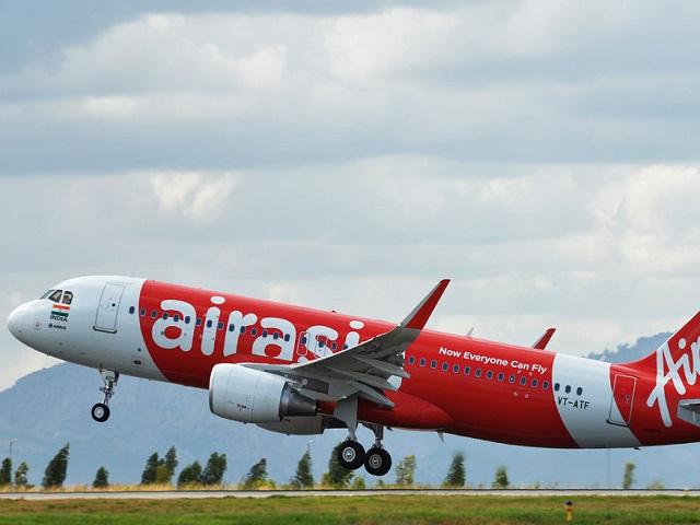 Sad & Shocking: Newborn's body found in lavatory of AirAsia India flight