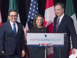 New mexican president pledges support for NAFTA deal