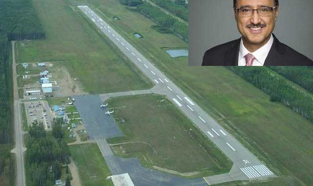 Feds investing in safety at three airports: Min. Sohi