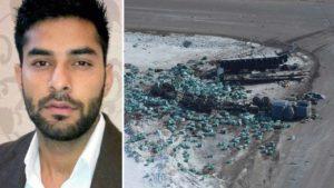 Jaskirat Singh Sidhu, man responsible for Humboldt Broncos bus crash faces 29 charges