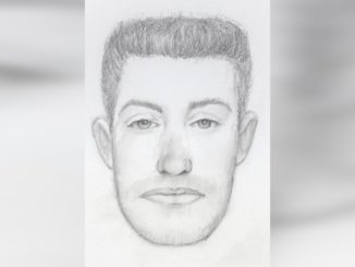 Vancouver police release sketch of suspect, dashcam video of man pushed into path of moving car