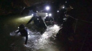 A day-by-day look at the Thailand cave ordeal
