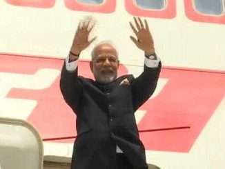 PM Modi arrives in South Africa for BRICS Summit