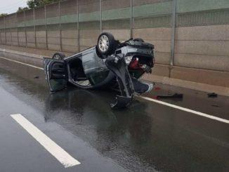 Crash at Highway QEW left 6 injured, impaired driver arrested