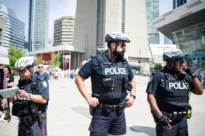 Toronto police back to 'normal operations' after ramping up security near CN Tower