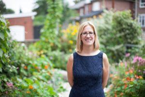 Toronto District School Board chair Robin Pilkey