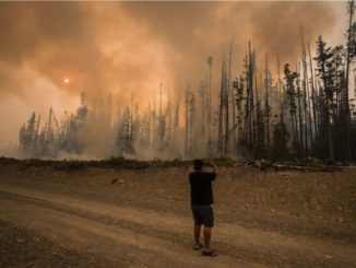 Kimberley, B.C., under evacuation alert as winds fuel nearby wildfires