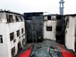 19 killed, 23 injured in hotel fire in China