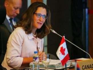 Canada will talk NAFTA 'anywhere, anytime': foreign minister